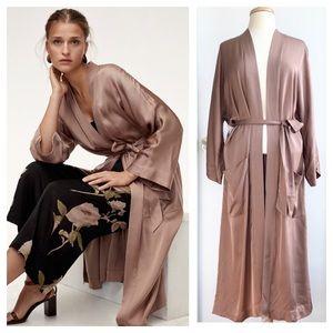 NWT Aritzia Wilfred Durante kimono jacket size L